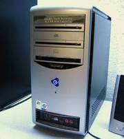 Very Fast P4 3.20GHz HT,  200GB SATA,  DVD-RW DL,  Win XP